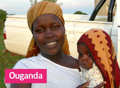 Nouveaux projets en Ouganda