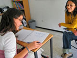 Apprendre une langue lors d'un volontariat