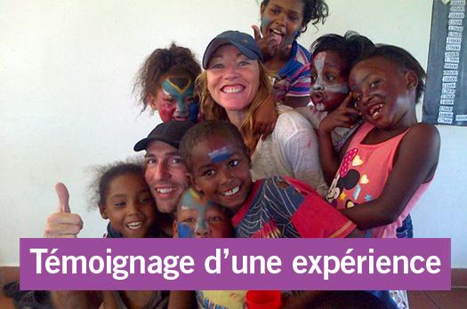 Témoignage d'une expérience en famille en Afrique du Sud