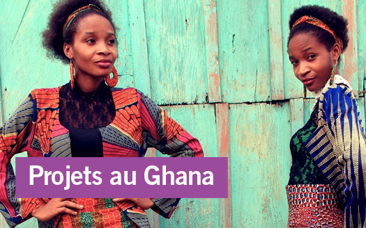 Projets au Ghana