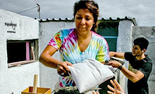 Nouveau projet Communautaire et humanitaire dans un township