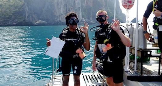 Témoignage écovolontariat Thaïlande