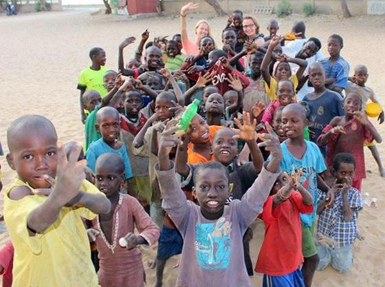 Témoignage d'une volontaire partie au Sénégal