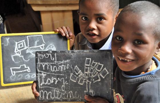 1 an auprès des communautés de Madagascar