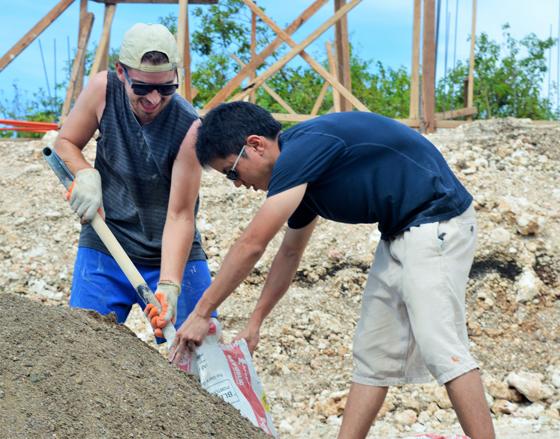 Améliorer les installations sanitaires dans les habitations aux Philippines
