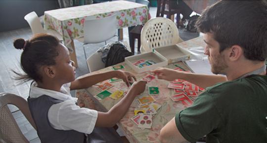 Journée de l'alphabétisation et nouveau programme au Belize