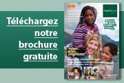 Téléchargez notre brochure gratuite